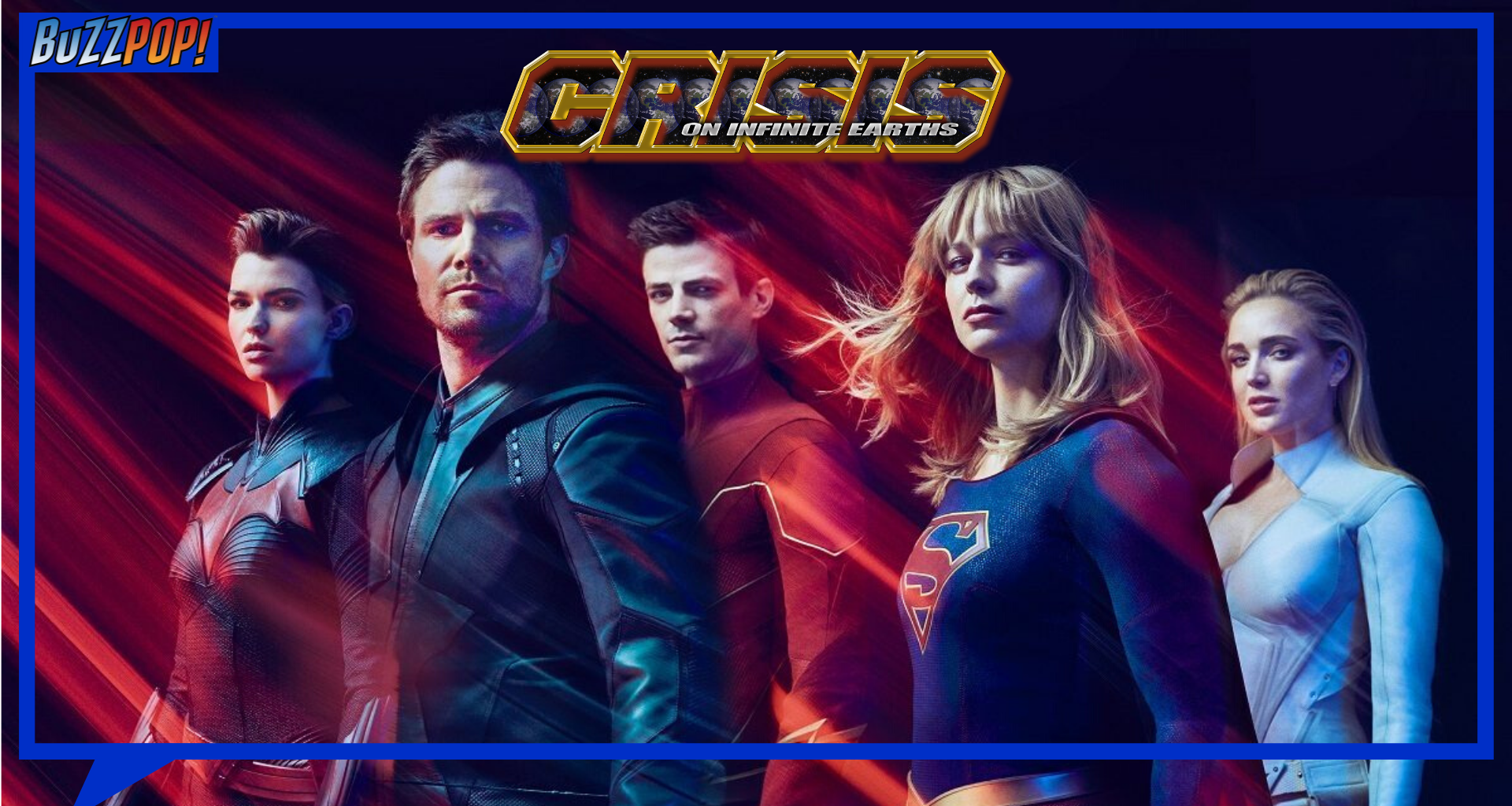 Siri Crossover TV CW tahun 2019: Crisis On Infinite Earths!