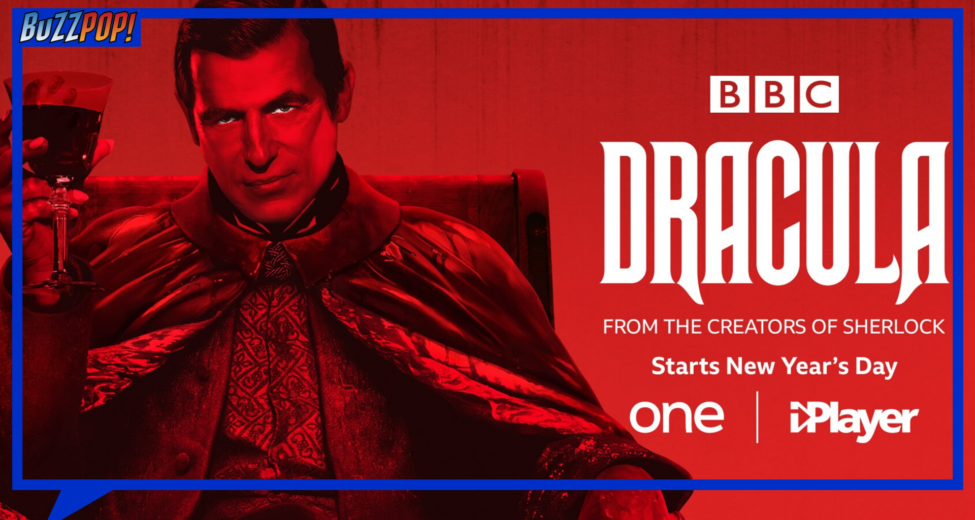 Banner Poster BBC's DRACULA (2020)