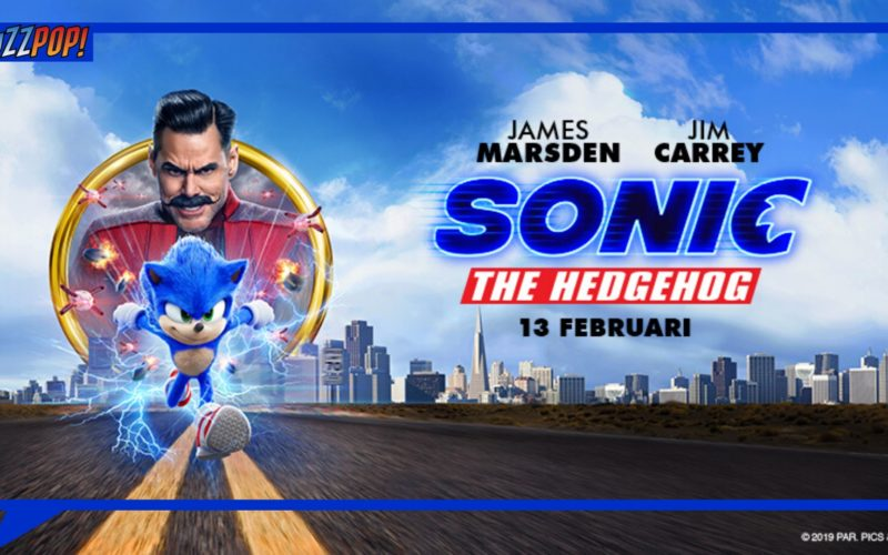 Sonic the Hedgehog banner