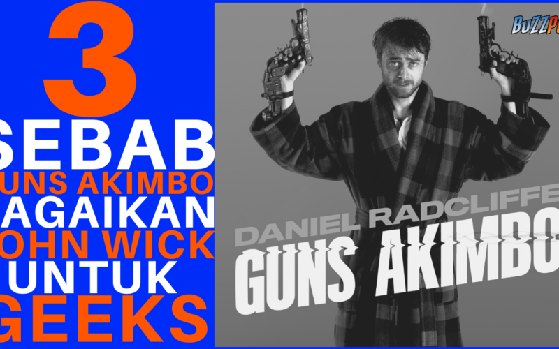 GUNS AKIMBO Movie Review