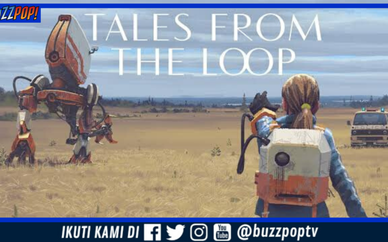 TALES FROM THE LOOP TV Review