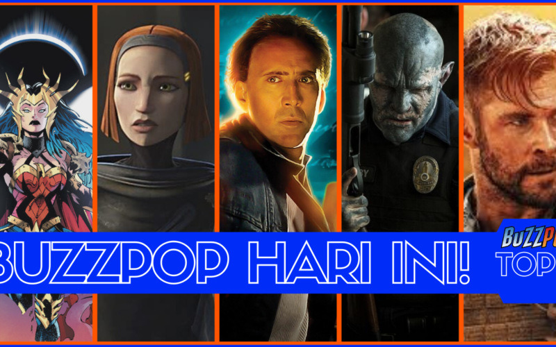 BUZZPOP HARI INI // The Mandalorian S02, FIlem BRIGHT 2, FIlem EXTRACTION 2
