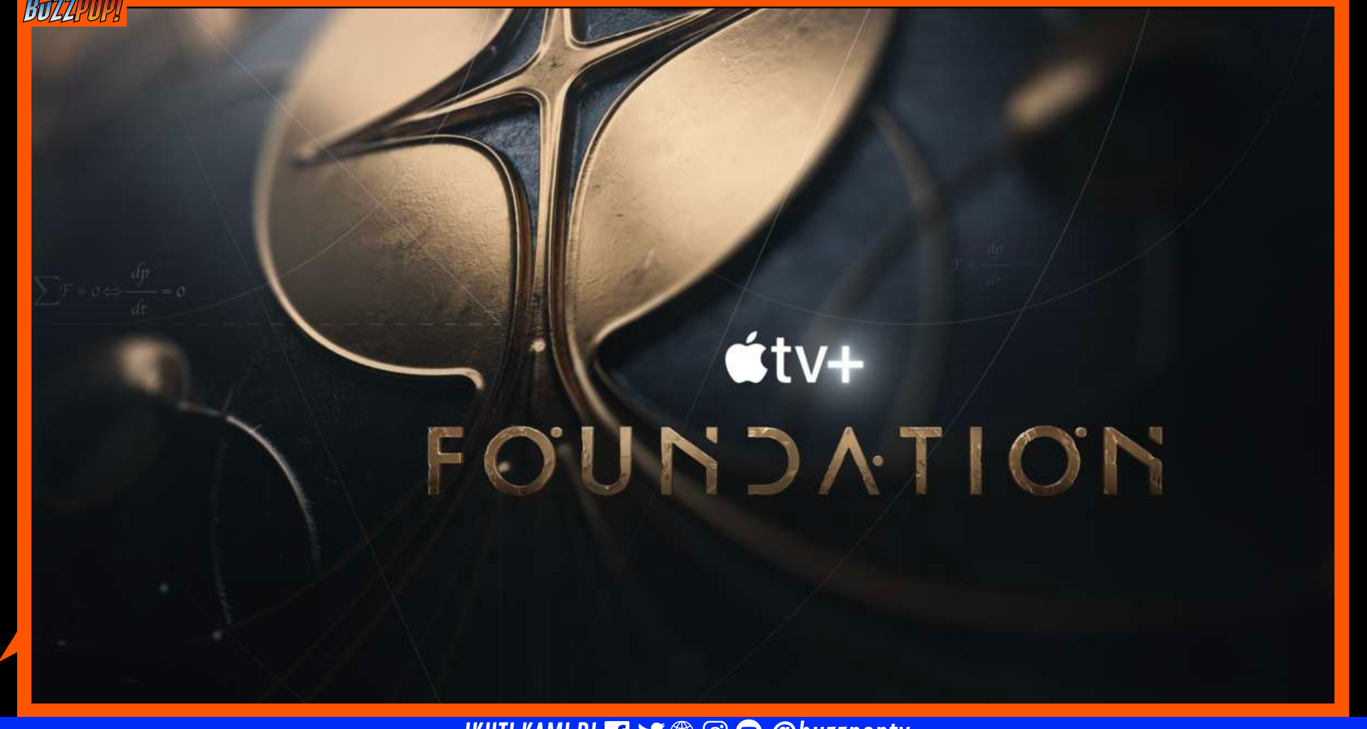 FOUNDATION Apple TV+ Isaac Asimov Sci Fi TV Series