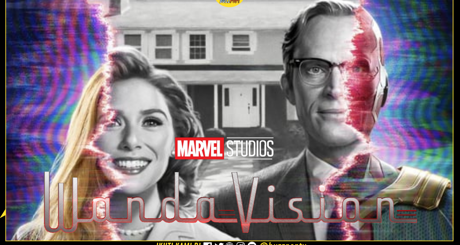 WandaVision Official Poster and Synopsis