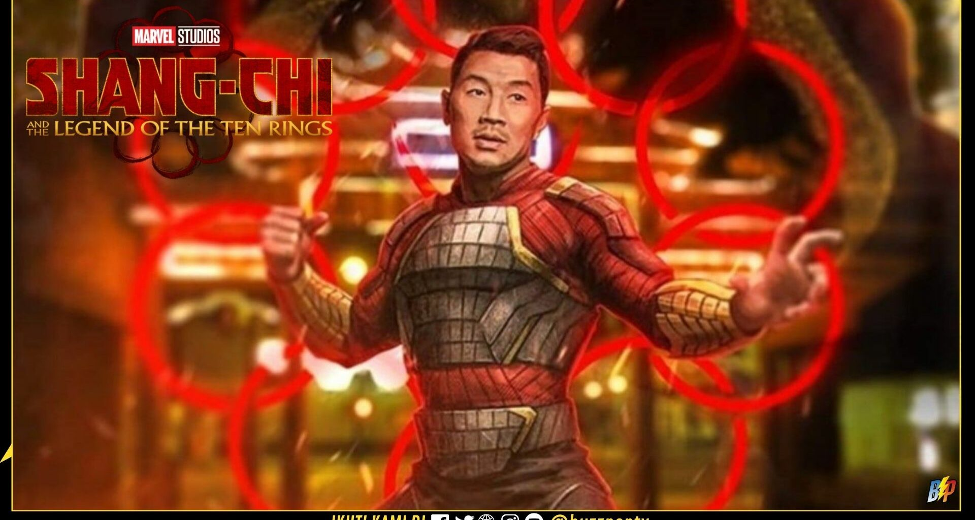 Shang-Chi Production Ends
